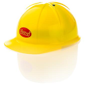 Gowi Toys Construction Child Safety Helmet, Pretend Role Play Dress Up Builder