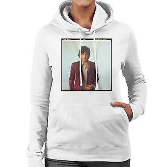 TV Zeiten David Essex Portrait Frauen das Sweatshirt mit Kapuze