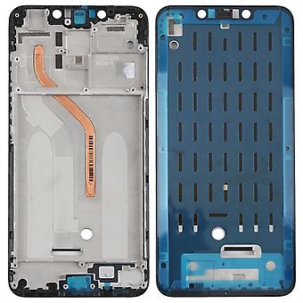 Housing frame middle frame cover compatible for Xiaomi Pocophone F1 black spare parts repair new