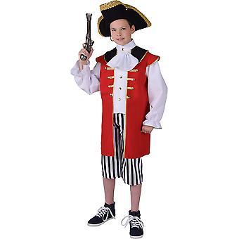 Children's costumes  Captain Hook costume child