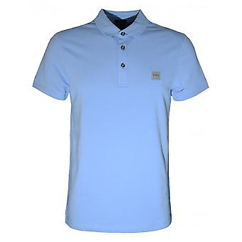 Hugo Boss Casual Men's Slim Fit Blue Passenger Polo Shirt