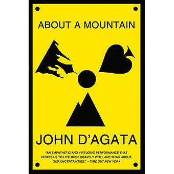 Om et bjerg af John D'Agata - 9780393339017 bog