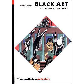 Zwarte kunst - A Cultural History (2e herziene editie) door Richard J. Pow