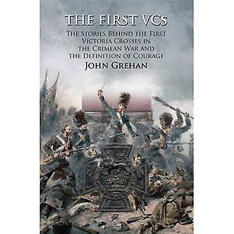 Les premières VCS - les histoires derrière le premier Victoria croise au C