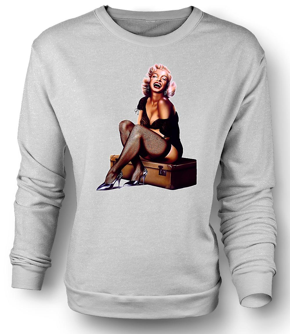 Hombres camiseta Marilyn Monroe - Vintage - Pin-Up