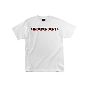 Bar blanc indépendant Cross Kids T-Shirt