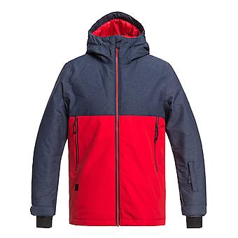 Quiksilver Dress Blues Sierra Kids snowboard jas