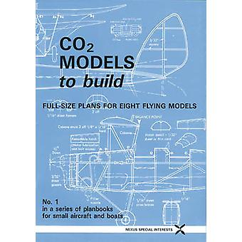 CO2 Models to Build by Vic Smeed - 9781854861566 Book