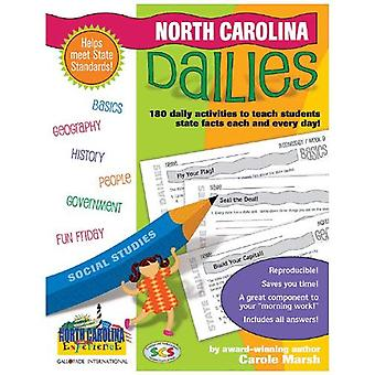 North Carolina Dailies: 180 dagelijkse activiteiten voor kinderen (State ervaring)