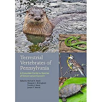 Vertebrati terrestri della Pennsylvania: una guida completa per specie di interesse conservazionistico