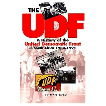 The UDF: A History of the United Democratic Front in South Africa, 1983-1991