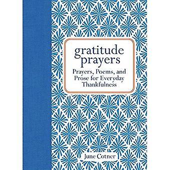 Gratitude Prayers: Prayers, Poems, and Prose for Everyday Thankfulness (No)
