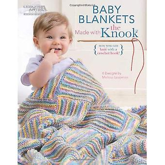 Baby Blankets Made with the Knook (Leisure Arts #5777) (Leisure Arts)