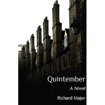 Quintember (de misdaden van Felix Culpepper)