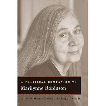 Un compagnon politique de Marilynne Robinson (compagnons politiques aux grands auteurs américains)
