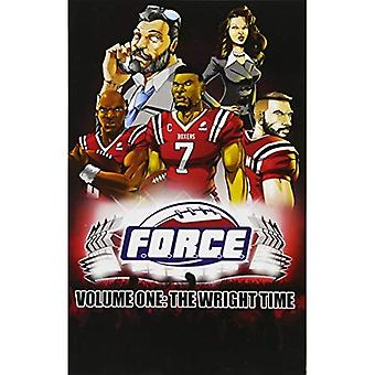 FORCE TP Vol 1: The Wright Time