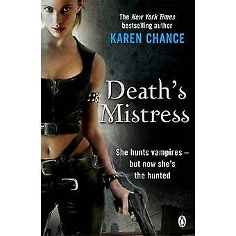 Dødens elskerinde af Karen Chance - 9780141039527 bog
