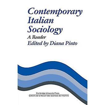 قارئ علم الاجتماع الإيطالية المعاصرة بواسطة بنتو & ديانا