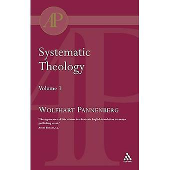 Teologia sistemática Vol 1 por Pannenberg & Wolfhart