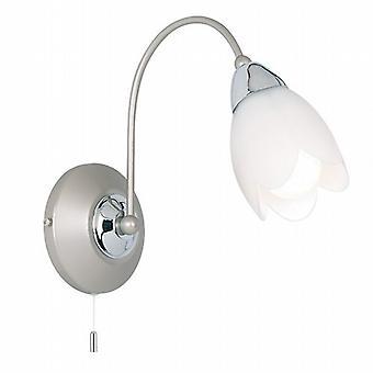 Endon 124 124-1 Traditional Wall Lights Single