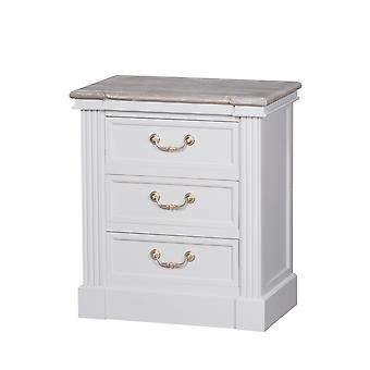 Hill Interiors The Liberty Collection 3 Drawer Chest Of Drawers