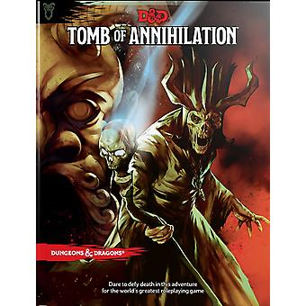 Dungeons & Dragons RPG-Tomb des Annihilation Book