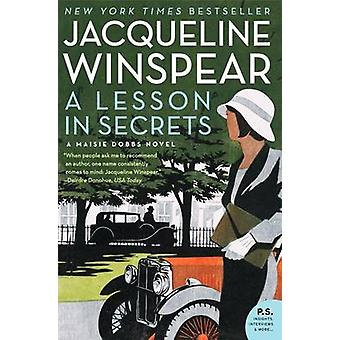 A Lesson in Secrets by Jacqueline Winspear - 9780061727719 Book