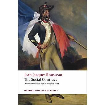 Discourse on Political Economy and the Social Contract by Jean-Jacque