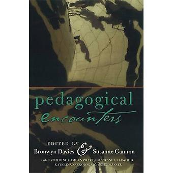 Pedagogical Encounters (1st New edition) by Bronwyn Davies - Susanne