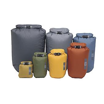 Exped Green Fold Dry Bag Classic 3L