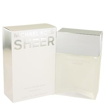 Michael Kors Sheer by Michael Kors Eau De Parfum Spray 3.4 oz / 100 ml (Women)