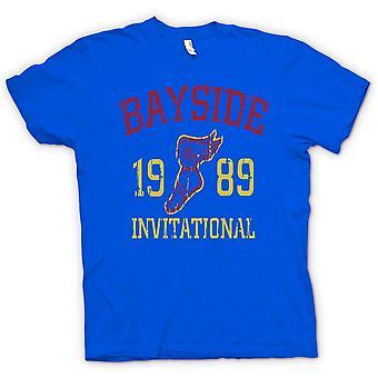 Womens T-shirt - Bayside Invitational 1989 - Funny
