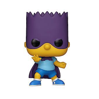 Funko POP Animazione: I Simpson - Bartman