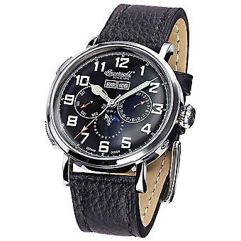 Ingersoll De Weerd In1917sbk Automatisch Heren Horloge 44mm