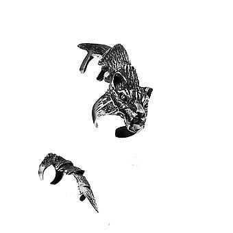 Griffes - loup hargneux - griffe de doigt d'étain