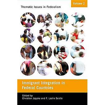 Einwanderung-Integration in Bundesländern durch Christian Joppke - F.