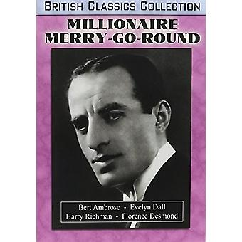 Miljonair Merry-Go-Round [DVD] USA import