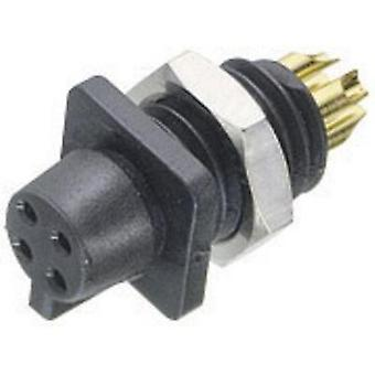 Binder 09-9792-30-05 09-9792-30-05 Sub-miniature Circular Connector Series Nominal current: 3 A Number of pins: 5