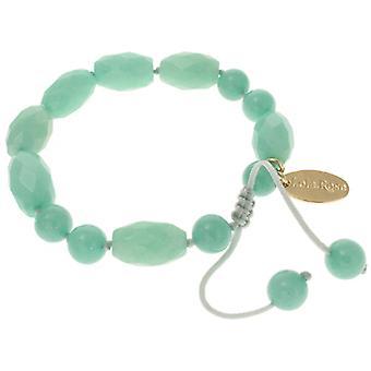Lola Rose Esmee Bracelet Aqua Quartzite