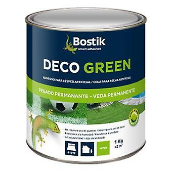 Bostik Adhesives for bonding Artificial Grass Bote 1 Kg Green