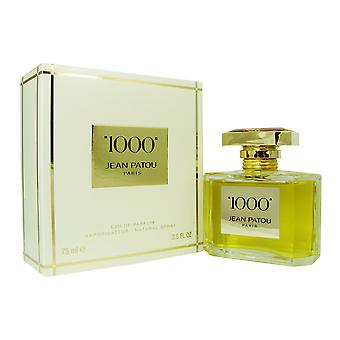 1000 by Jean Patou 2.5 oz EDP Spray