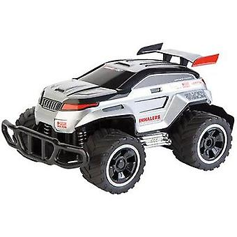 Carrera RC 370180116 Silver Wheeler 1:18 RC model car Electric Monster truck