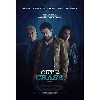 Cut to the Chase Movie Poster (11 x 17)