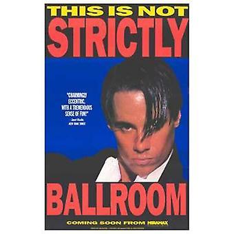 Estritamente de salão Movie Poster (11 x 17)