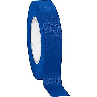 Cloth tape Coroplast Blue (L x W) 10 m x 15 mm Natural rubber Content: 1 Rolls