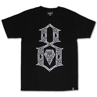 Rebel8 Descanso Eterno T-shirt Black
