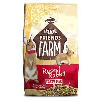 Supreme Tiny Friends Farm Russel Rabbit Tasty Mix 12.5kg