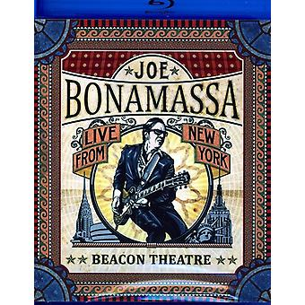 Joe Bonamassa - Beacon Theatre-Live fra New York [BLU-RAY] USA import