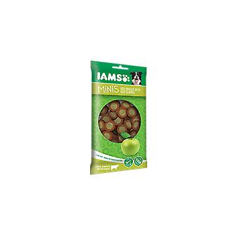Iams Minis Beef & Apple 100g (Pack of 16)