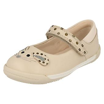 Spedbarn jenter første Clarks sko Iva Pip